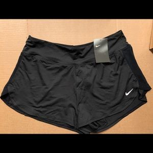 NIKE swimsuit cover-up shorts